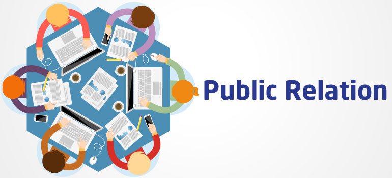 How public relations survice in the