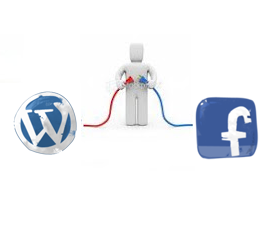 Connecting WordPress with Facebook