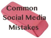 Common Social Media Mistakes Businesses Make